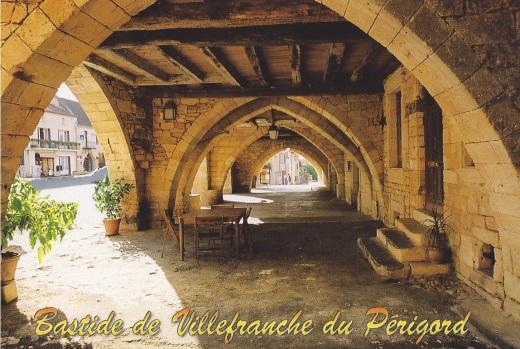 Bastide de Villefranche du Perigord