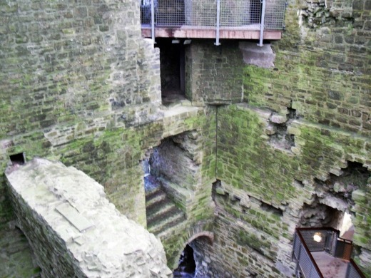 Trim Castle Interior