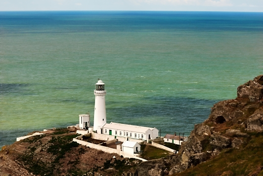 Holy Head Lighthouse