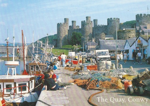 The Quay Conwy