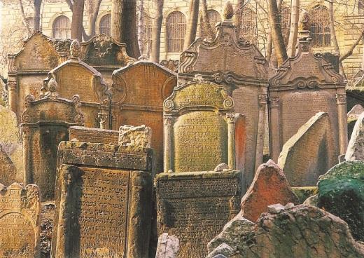 Prag Jewish Cemetery2
