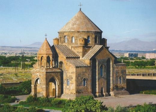Church Hripsime 2