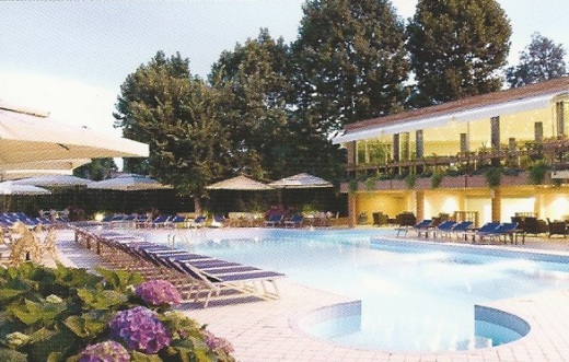 Yerevan Hotel Pool