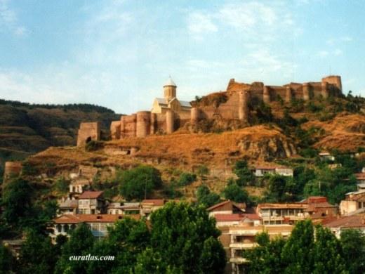 Citadel and Fortress wall