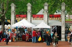 Saturday Market, Portland