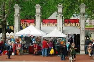 Saturday Market, Portland