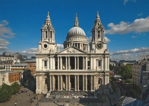 St Pauls Cathedral exterior