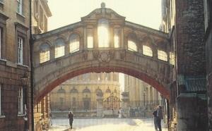 Oxford college Bridge of Signs