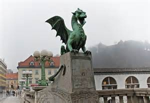 Dragon Bridge, Ljubjana