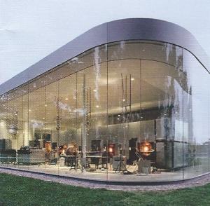 Glass Pavillion
