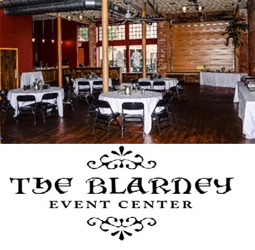 The Blarney dinning room
