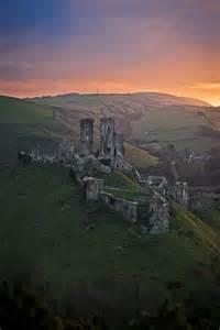 Carfe Castle, Dorset, uk