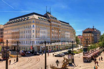Bratislava, The Carlton