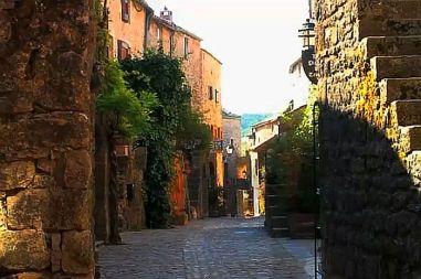 2 Street scene...Aveyron