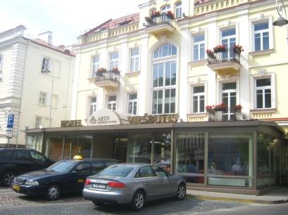 Artis_centrum_hotel_in_Vilnius