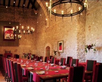 Interior dinning area Alacron