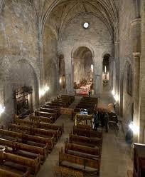 Monasterio de Leyre Interior 2